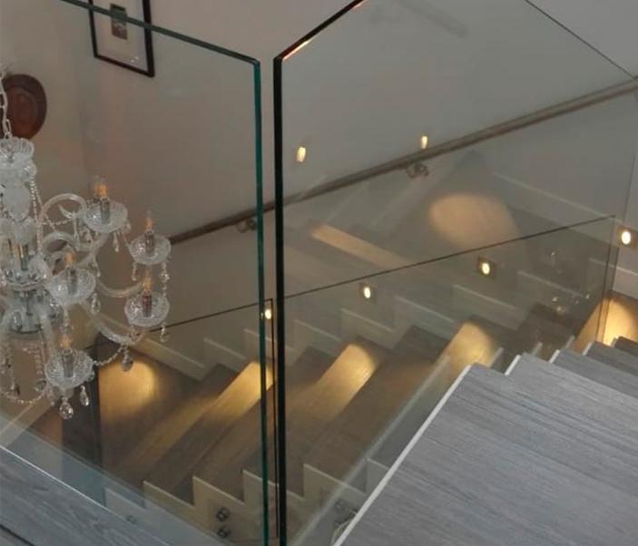 Barandillas de cristal Alcorcón